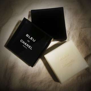 Chanel Bleu Soap