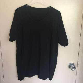 American Apparel Le New Big Tee One Size