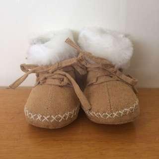 Newborn Boots