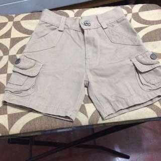 Cargo Shorts For baby Boy
