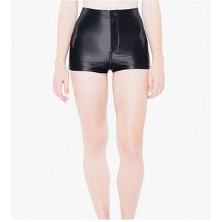 American Apparel Disco Shorts