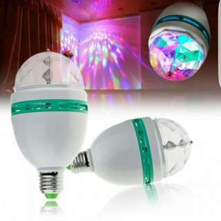LAMPU DISCO LED