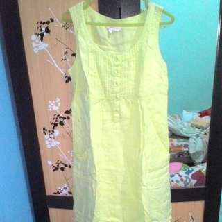 Dress Hijau Arnesio