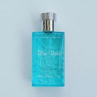 Blue Babe Eau De Parfum Natural Spray