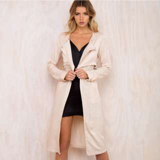 Runaway The Label Trench Coat