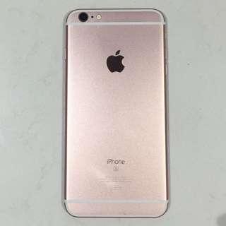 iPhone 6s+ 128 GB Rose Gold