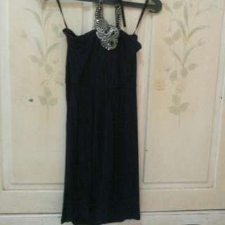 Reprice!!!!Healter Neck Mini Dress