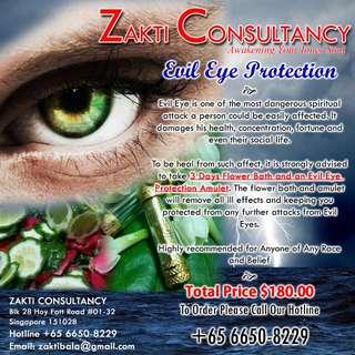 Zakti Consultancy - Evil Eye Protection