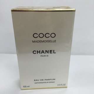 Chanel Coco Mademoiselle 100ml 摩登coco