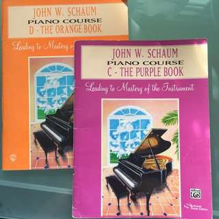Music Books For Piano