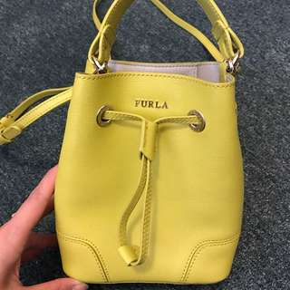 Furla Mini Bucket Bag