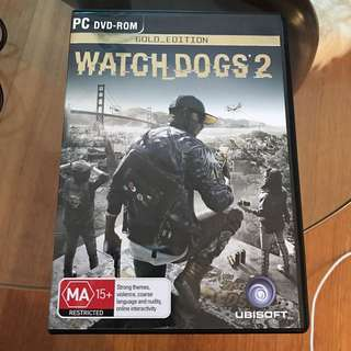Watch Dogs 2 Gold Edition For PC