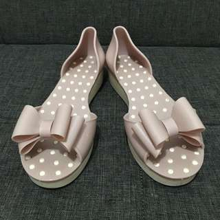 Fashion Jelly Shoes From Bangkok