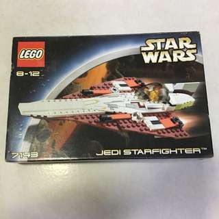 Star Wars Lego 7143 Jedi Starfighter