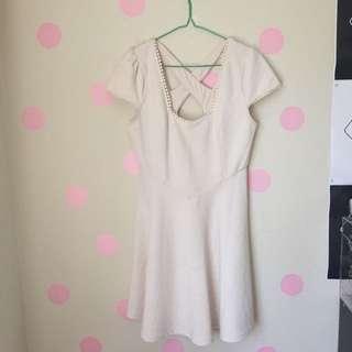 Dotti Cream Dress