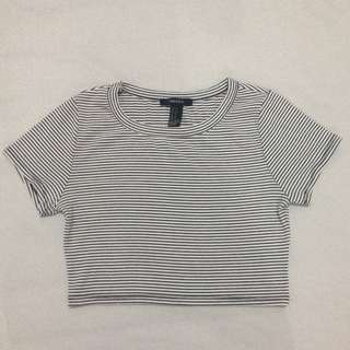 Forever 21 F21 Crop Top