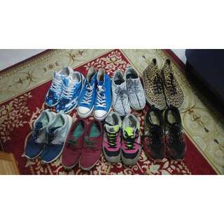 WTS Lots of Shoes