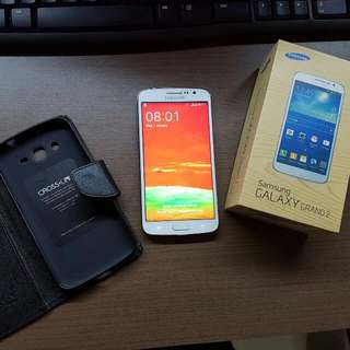 RESERVED Mint Samsung Galaxy Grand 2
