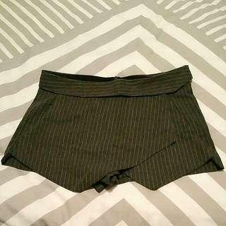 Zara Basic Shorts/skirt