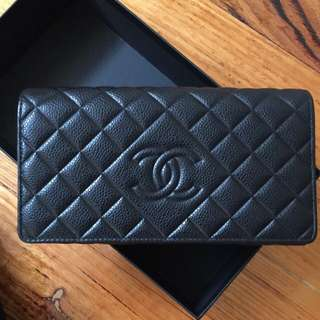 Chanel Flap Wallet Authentic Winter 2016 Collection