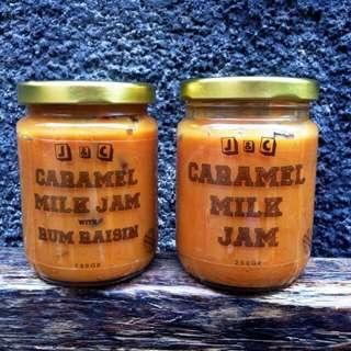 Caramel Milk Jam