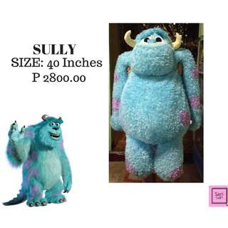 Sully - Monsters Inc (REPRICED - CHRISTMAS SALE)
