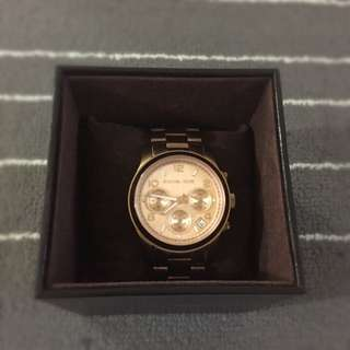 Michael Kors Rosegold Watch