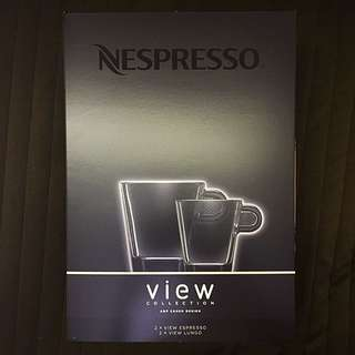 Nespresso View Collection
