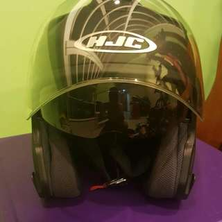 HJC FG Jet Helmet