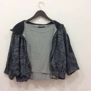 Grey Roxy Jacket ORIGINAL