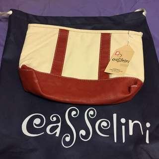 🈹$120➡️$80 NEW Casselini Ladies Pouch