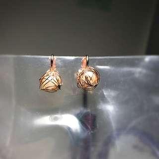 耳環(夾式)