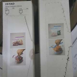 Plastik IKEA