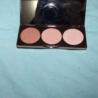 nude by nature higlight palette