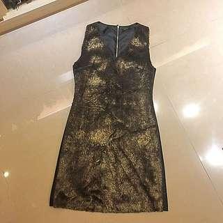 MOMA 金蔥洋裝