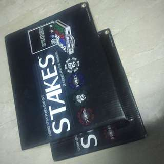 Stakes Clay Poker Chips
