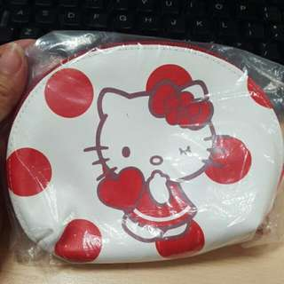 Bnew Hello Kitty Pouch