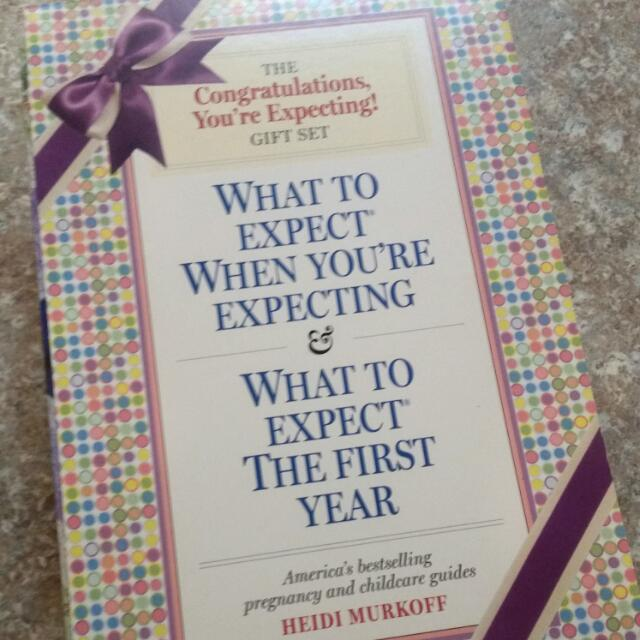 2 Books For New Moms To Be ;)