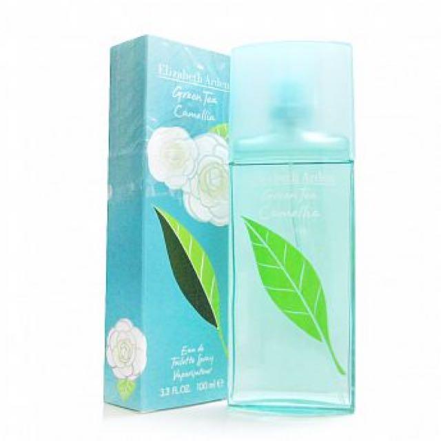 Arden 雅頓 Camellia 山茶花綠茶 淡香水100ml