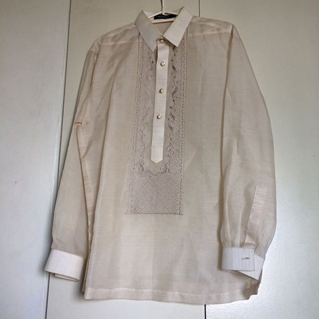 Barong Large size for Men