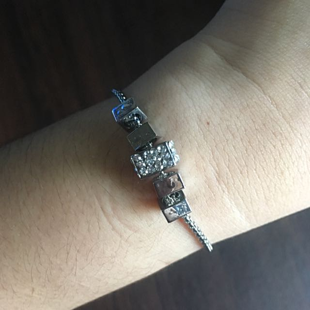 BROADWAY GEMS (silver Bracelet)