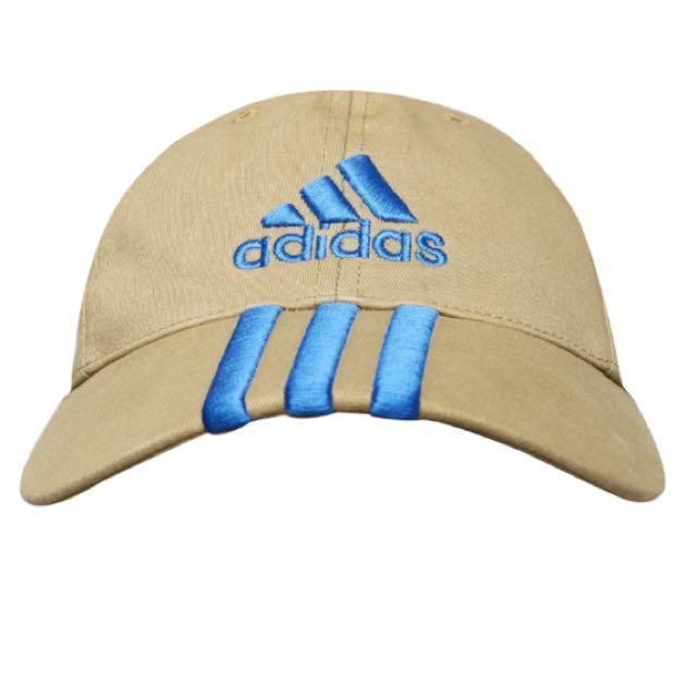 Brown Adidas Cap fbee6bbcc59