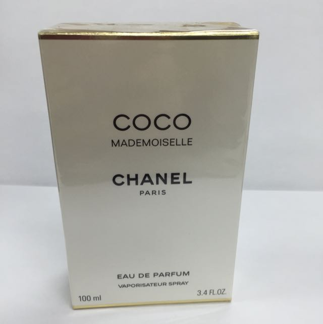 Chanel Coco Mademoiselle 100ml 摩登coco