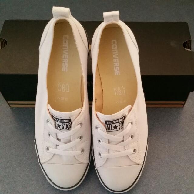 Converse Chuck Taylor All Star Ballet Shoe