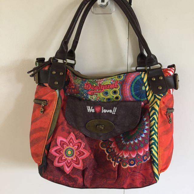 Desigual Brand New Bag