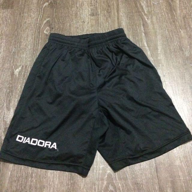 Diadora Shorts, Sports, Sports Apparel on Carousell