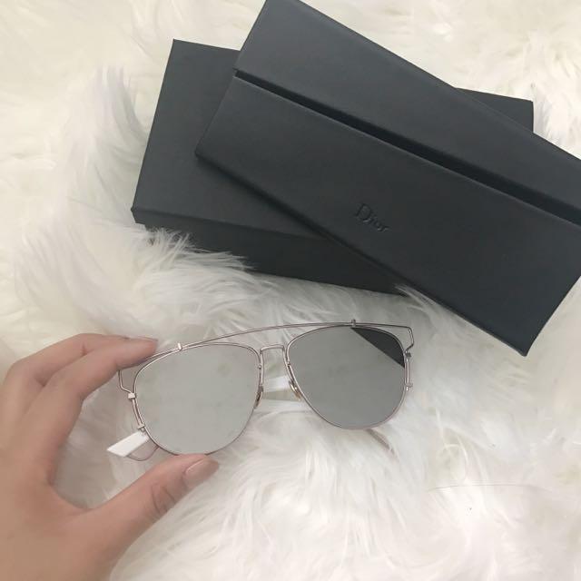 Dior Technological Sunglasses