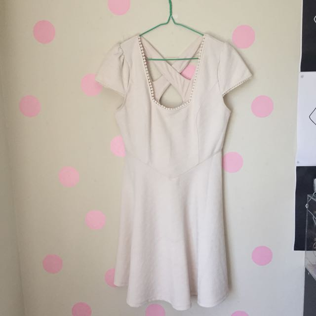 Dotti Cream Dress