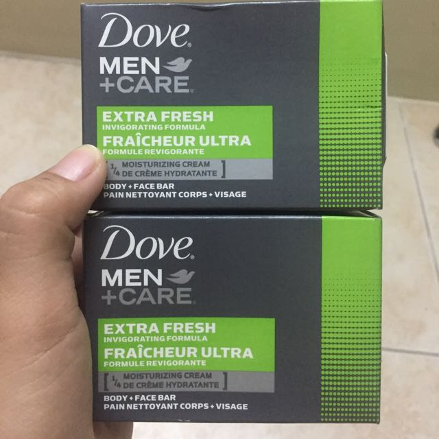 Dove Men Care Soap