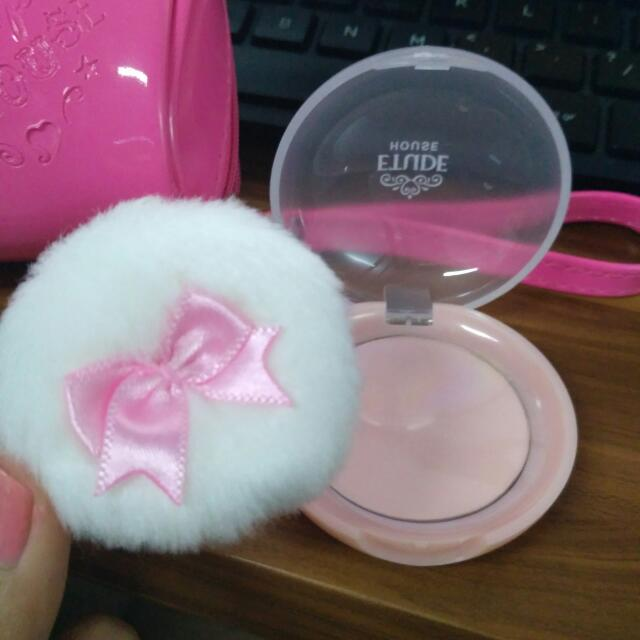 Etude House Blush Cookie Strawberry Mousse
